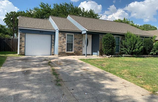 803 Annapolis Drive - Arlington, TX apartments for rent