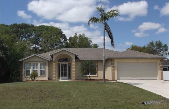 4813 HIGHTOWER ROAD - 4813 Hightower Road, North Port, FL 34288