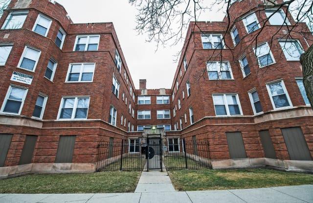 Pangea 8152 S Evans East Chatham Apartments - 8152 S Evans Ave, Chicago, IL 60619