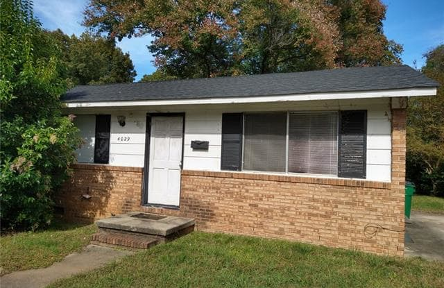 4029 Shamrock Drive - 4029 Shamrock Drive, Charlotte, NC 28215