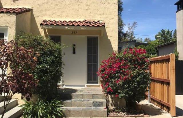 377 HUNTLEY Drive - 377 Huntley Drive, West Hollywood, CA 90048