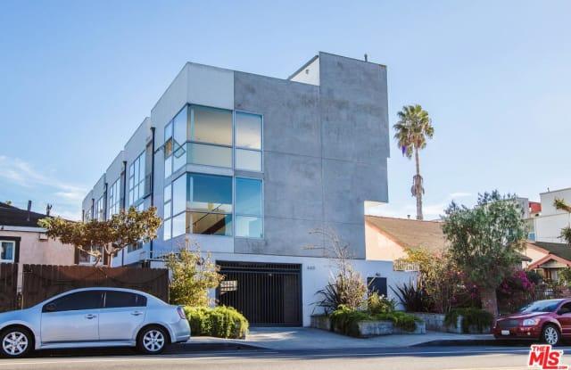 660 ROSE Avenue - 660 Rose Avenue, Los Angeles, CA 90291