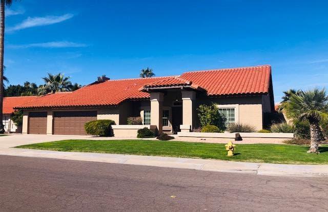 10542 E TERRA Drive - 10542 East Terra Drive, Scottsdale, AZ 85258