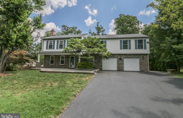 5503 HAMPTON FOREST WAY - 5503 Hampton Forest Way, Fairfax County, VA 22030