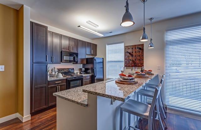 Penn Circle Apartments in Carmel - 12415 N Pennsylvania St, Carmel, IN 46032
