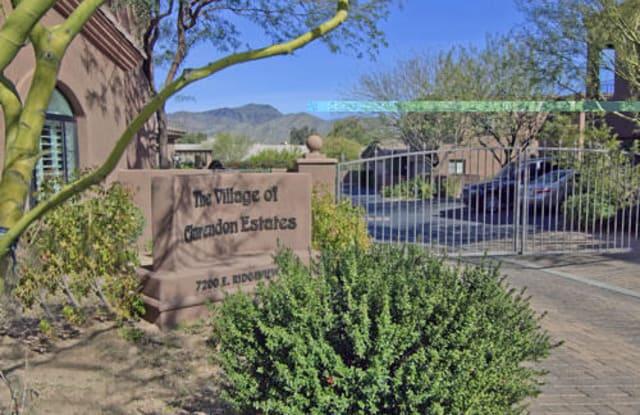 7200 E Ridgeview Place - 7200 East Ridgeview Place, Carefree, AZ 85331