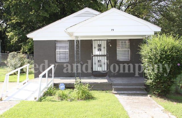 79 East Davant Avenue - 79 East Davant Avenue, Memphis, TN 38109