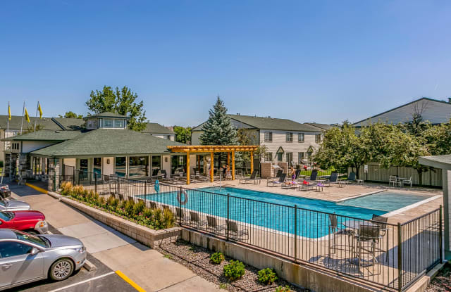 Stratus Townhomes - 8300 N. Sheridan Blvd, Westminster, CO 80003