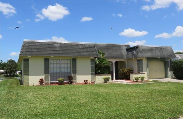 4125 STRATFIELD DRIVE - 4125 Stratfield Drive, Beacon Square, FL 34652