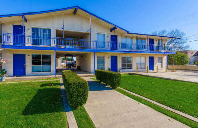 Hickory Apartments - 320 S Jupiter Rd, Garland, TX 75042