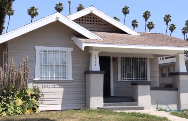 5028 S. Van Ness Ave - 5028 South Van Ness Avenue, Los Angeles, CA 90062