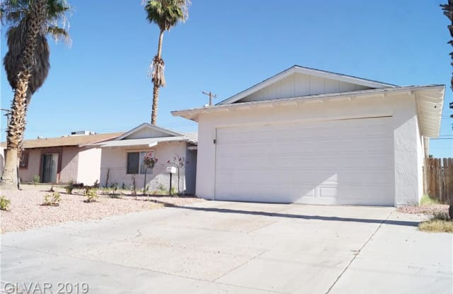 4312 SAN ANGELO Avenue - 4312 San Angelo Avenue, Las Vegas, NV 89102