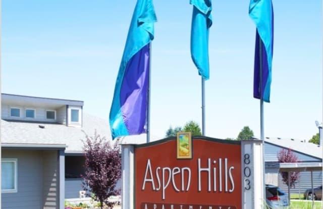 Aspen Hills - 803 S Olympia St, Kennewick, WA 99336