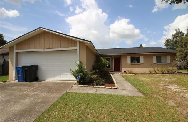 415 BRANDYWINE DRIVE - 415 Brandywine Drive, Valrico, FL 33594