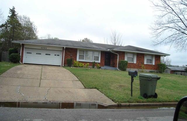 4592 BOGART - 4592 Bogart Street, Memphis, TN 38116