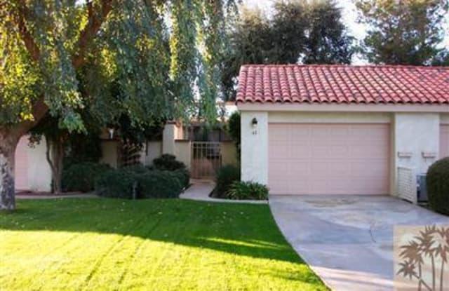 43 La Ronda Drive - 43 La Rhonda Drive, Rancho Mirage, CA 92270
