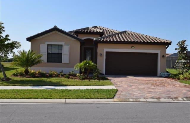 12787 RICHEZZA DRIVE - 12787 Richezza Drive, North Port, FL 34293