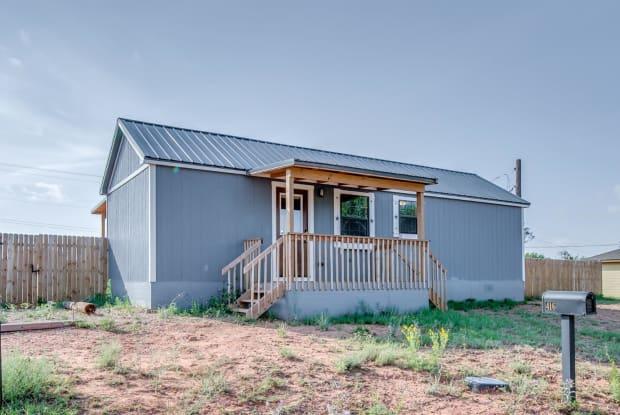 416 Sterley Avenue - 416 Sterley Ave, Spur, TX 79370