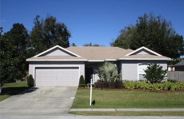 317 RYANS RIDGE AVENUE - 317 Ryans Ridge Avenue, Eustis, FL 32726