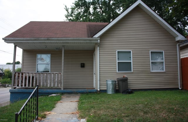 701 W Spring St - 701 West Spring Street, New Albany, IN 47150