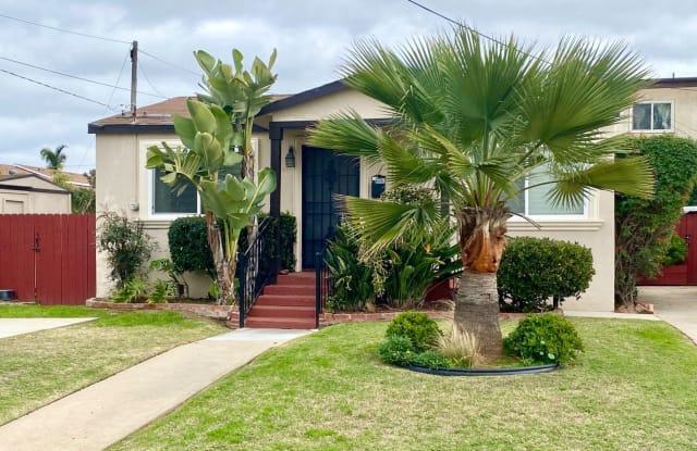 587 10th St. - 587 10th Street, Imperial Beach, CA 91932