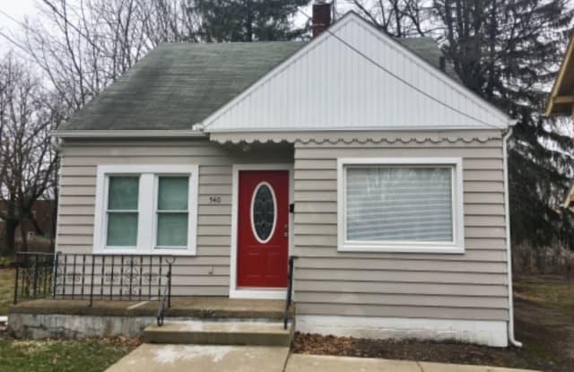 540 Bacon Ave - 540 Bacon Avenue, Akron, OH 44320