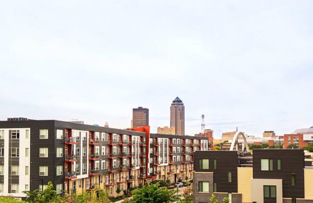 The Scott at East Village Apartments - 700 E 5th St, Des Moines, IA 50309