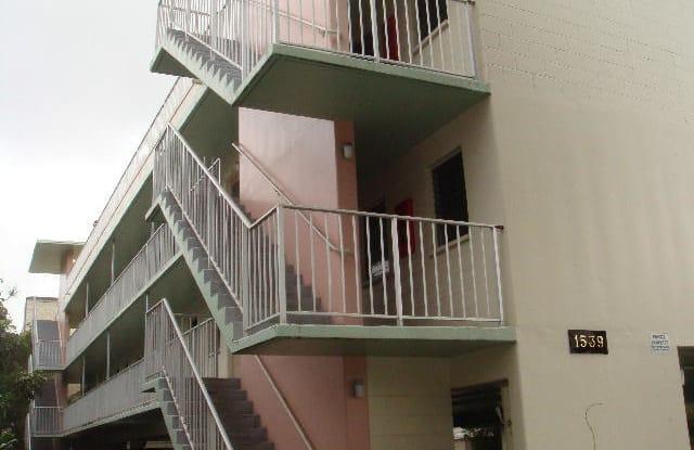 1539 Liholiho Street - 1539 Liholiho Street, Honolulu, HI 96822