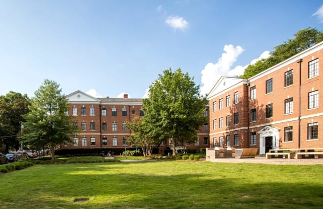 Boylan Apartments - 817 Hillsborough St, Raleigh, NC 27603