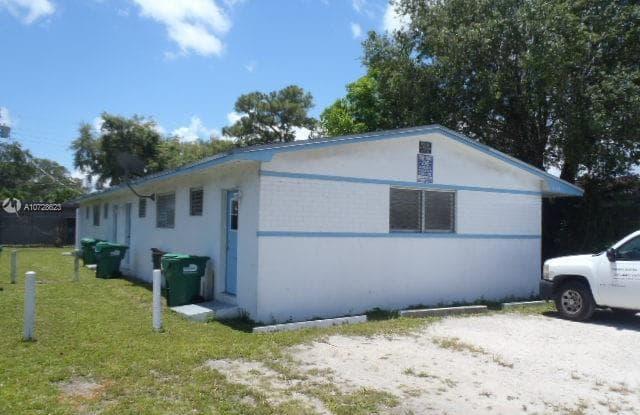 1126 Sesame St - 1126 Sesame Street, Opa-locka, FL 33054
