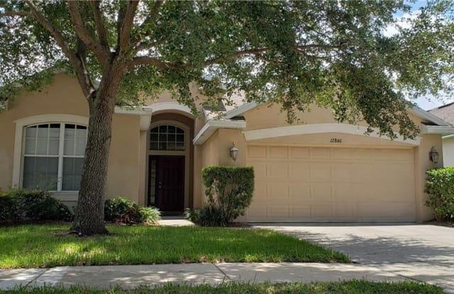 12840 HAMPTON HILL DRIVE - 12840 Hampton Hill Drive, Riverview, FL 33578