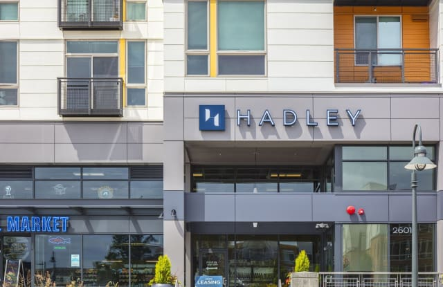 Hadley - 2601 76th Ave SE, Mercer Island, WA 98040
