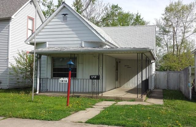 1416 Grand Ave. - 1416 Grand Avenue, Terre Haute, IN 47804