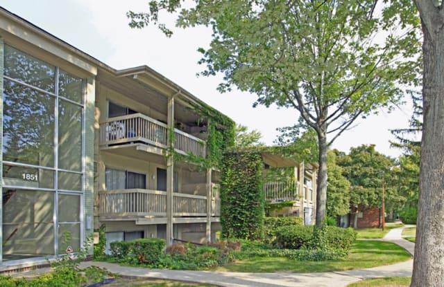 Amber Apartments of Royal Oak - 3807 Crooks Road, Royal Oak, MI 48073