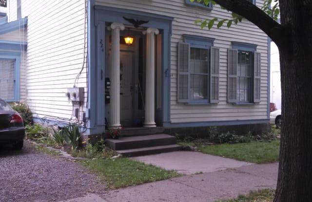 Downtown Greek Revival First Floor 3 bedroom - 224 South Geneva Street, Ithaca, NY 14850