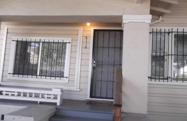 6115 Harmon Ave, - 6115 Harmon Avenue, Oakland, CA 94621