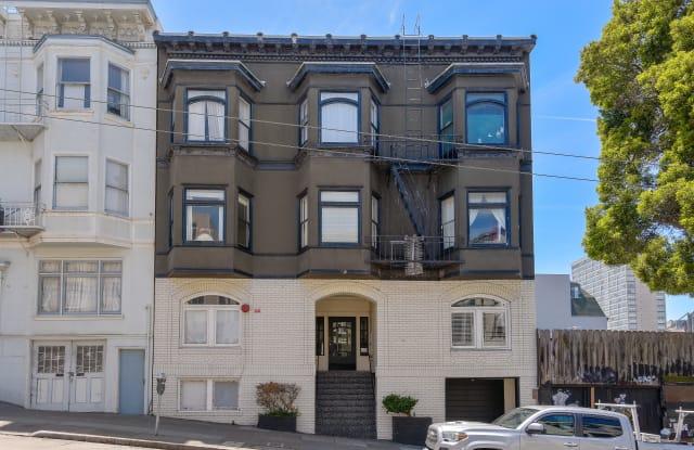 1675 Clay Street - 1675 Clay Street, San Francisco, CA 94109