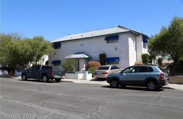 116 ORLAND Street - 116 Orland Street, Las Vegas, NV 89107