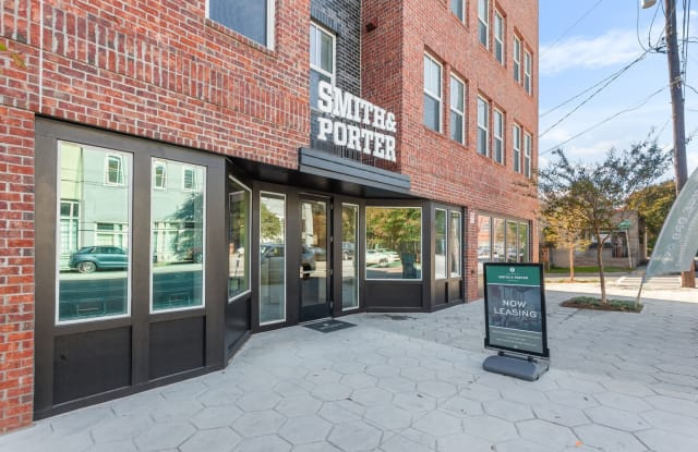 Smith & Porter - 210 Peters Street, Atlanta, GA 30313