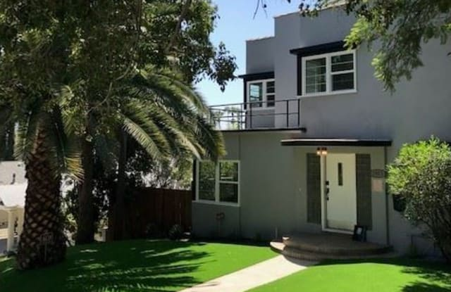 1933 N Saint Andrews PL - 1933 North Saint Andrew's Place, Los Angeles, CA 90068