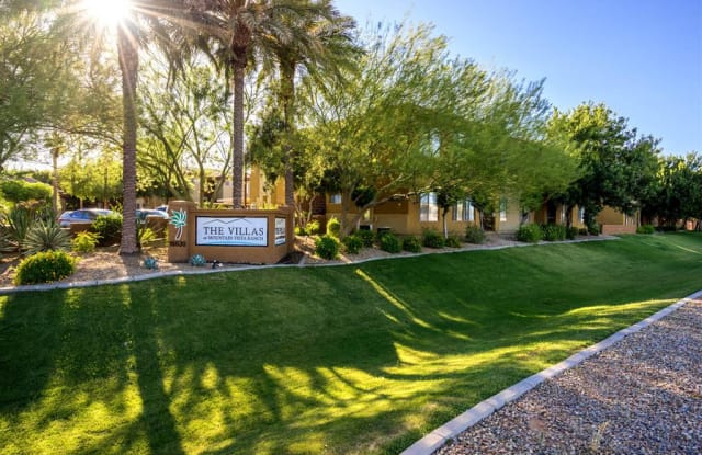 The Villas at Mountain Vista Ranch - 16630 N Reems Rd, Surprise, AZ 85374
