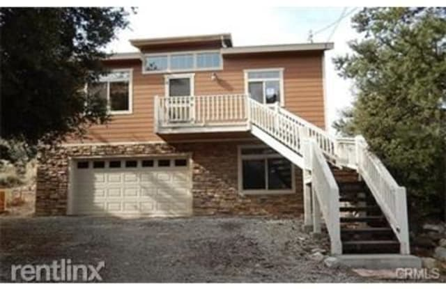 2057 Woodland - 2057 Woodland Drive, Pine Mountain Club, CA 93225