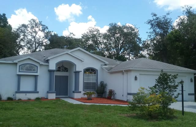 8019 Timberlake Avenue - 8019 Timberlake Avenue, Spring Hill, FL 34606