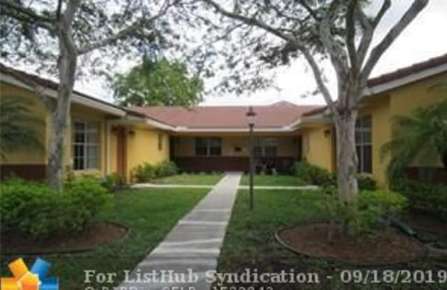 8600 NW 35th St - 8600 Northwest 35th Street, Coral Springs, FL 33065
