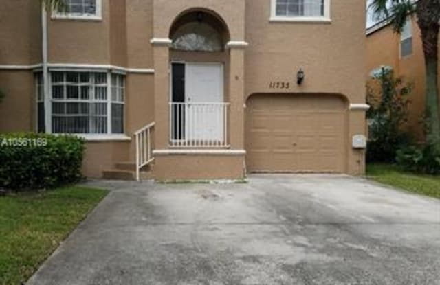 11735 NW 1st St - 11735 Northwest 1st Street, Coral Springs, FL 33071