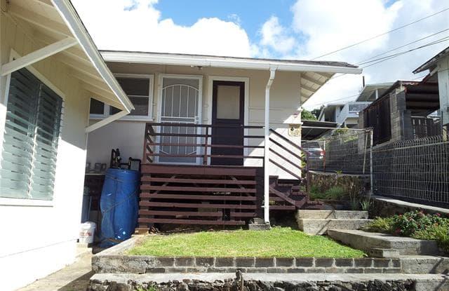 822 Iholena Place - 822 Iholena Place, Honolulu, HI 96817
