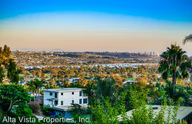 2437 Loring St - 2437 Loring Street, San Diego, CA 92109
