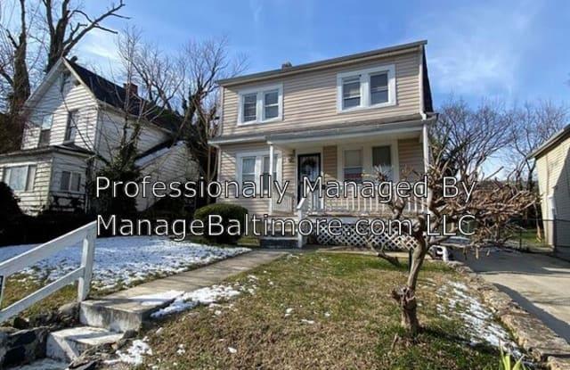 4718 Ivanhoe Ave - 4718 Ivanhoe Avenue, Baltimore, MD 21212