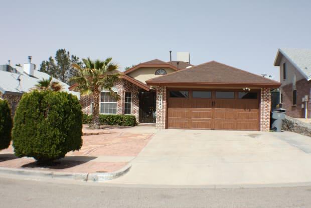 1421 Plaza Fatima Court - 1421 Plaza Fatima Court, El Paso, TX 79912