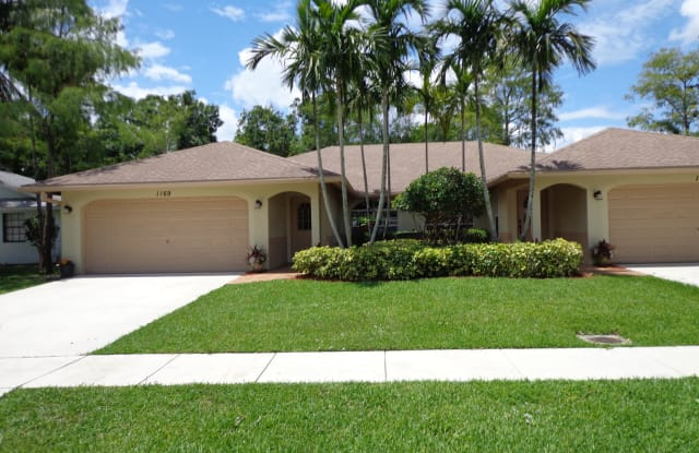 1163 Mulberry Place - 1163 Mulberry Place, Wellington, FL 33414